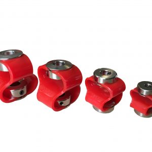 Figure of 8 Couplings